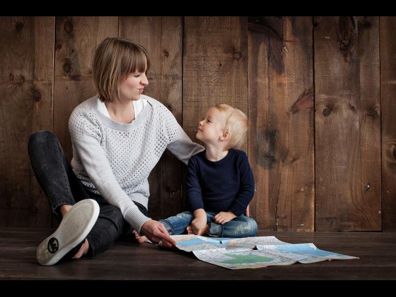 Как лесно да говорим по трудните теми с децата: Развода/ раздялата